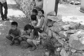 beautiful Mayan Kids, Mexico